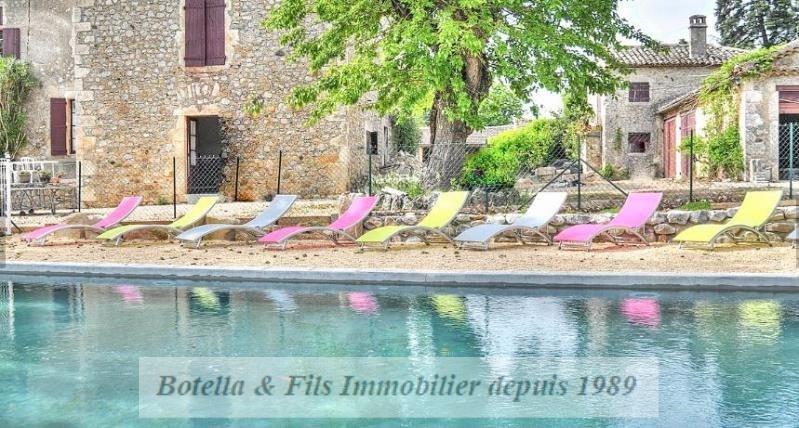 Vente de prestige maison / villa Vallon pont d'arc 1562000€ - Photo 16
