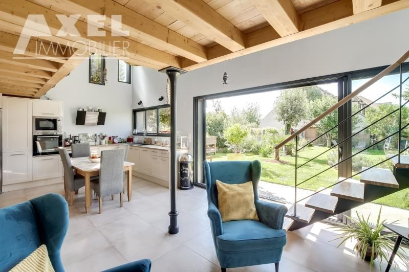 Sale house / villa Bois d'arcy 551200€ - Picture 2