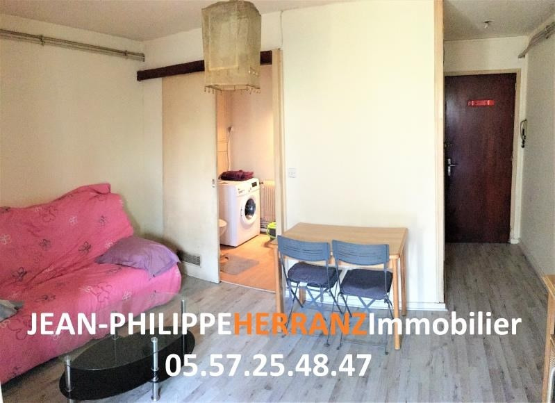 Produit d'investissement appartement Libourne 56 000€ - Photo 1