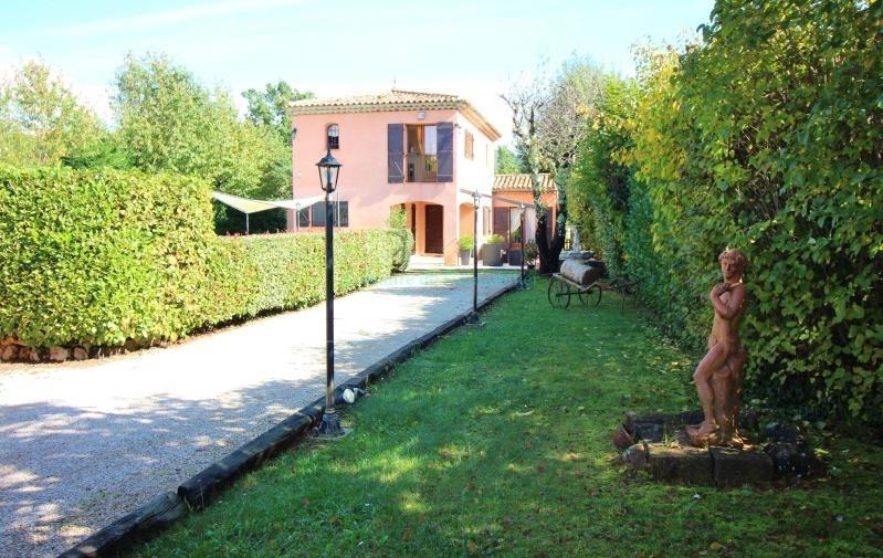 Vente maison / villa Saint cezaire sur siagne 516800€ - Photo 2