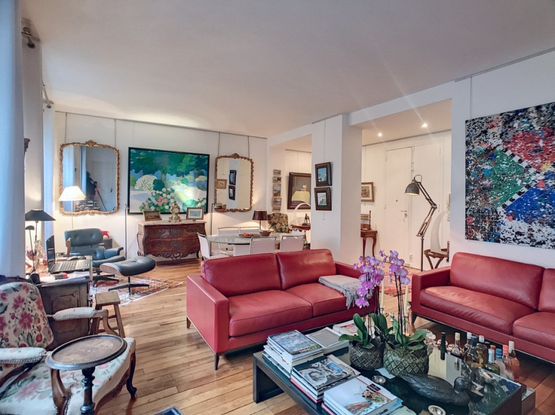 Deluxe sale apartment Paris 1er 1300000€ - Picture 4