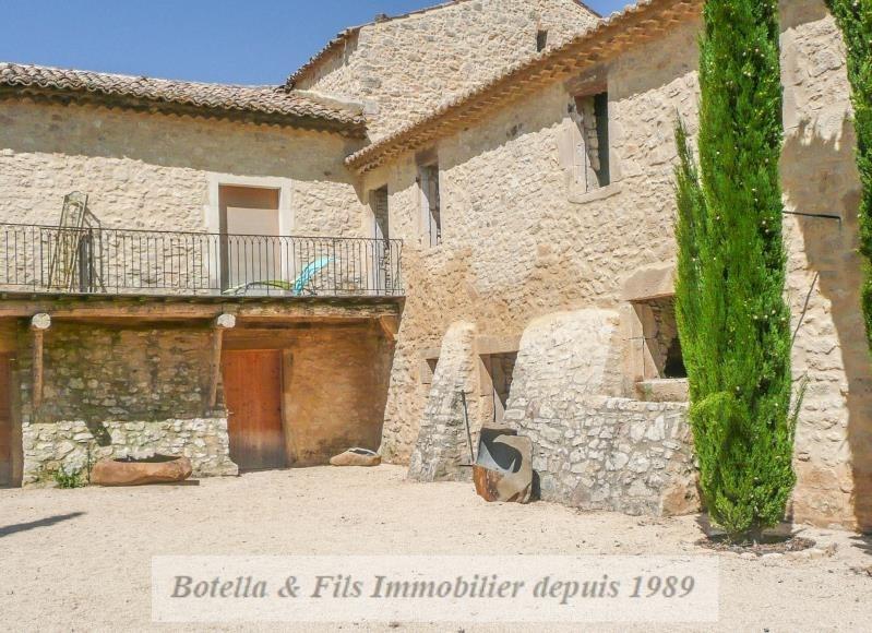 Vente de prestige maison / villa Uzes 1495000€ - Photo 10