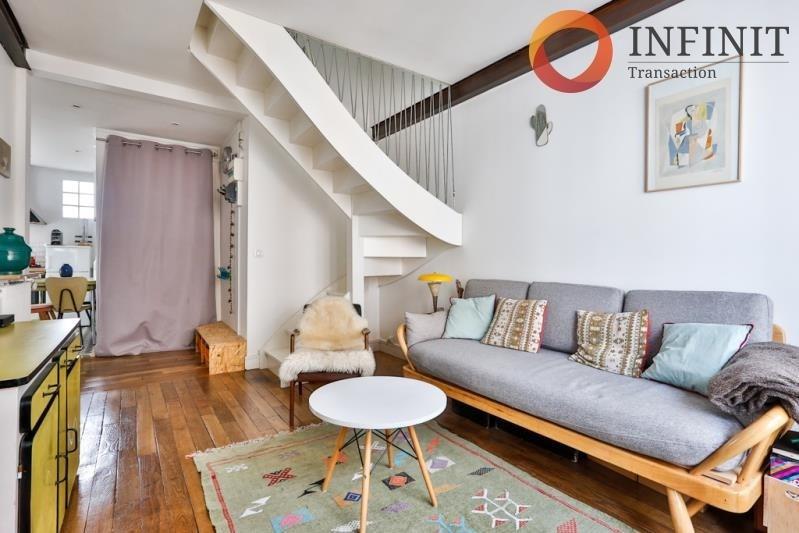 Vente appartement Paris 20ème 579000€ - Photo 4
