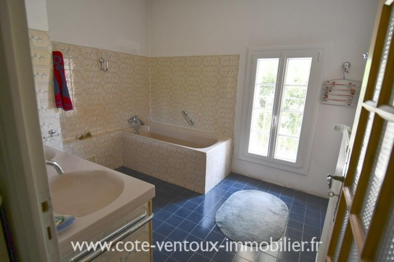 Vente maison / villa Carpentras 470000€ - Photo 8