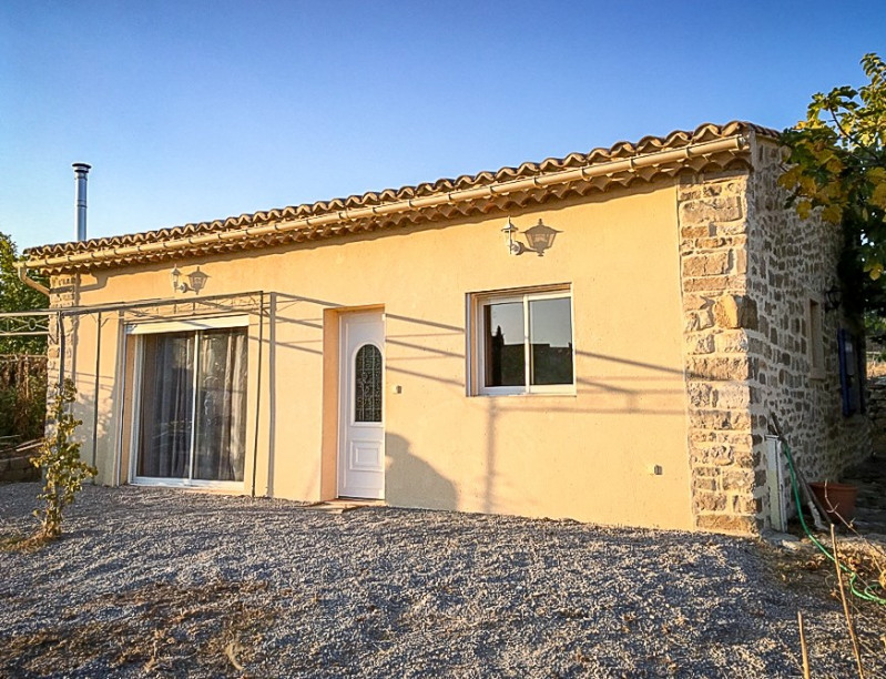 Vente de prestige maison / villa Saint-césaire-de-gauzignan 179000€ - Photo 3