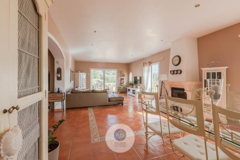 Deluxe sale house / villa Puyloubier 799000€ - Picture 6