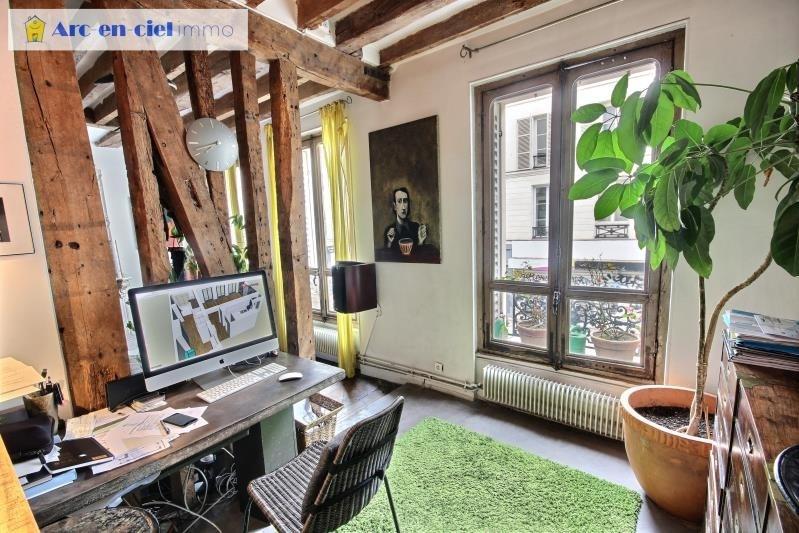 Vendita appartamento Paris 3ème 742000€ - Fotografia 7