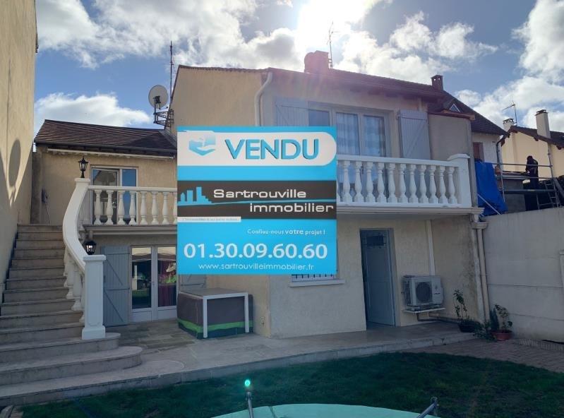 Revenda casa Sartrouville 480000€ - Fotografia 1