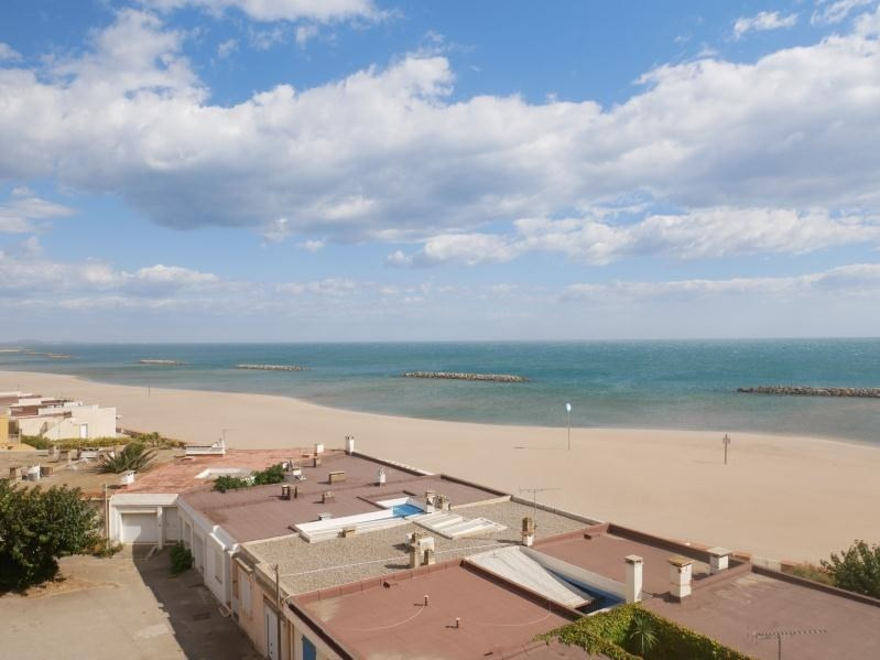 Sale apartment Valras plage 112 000€ - Picture 1