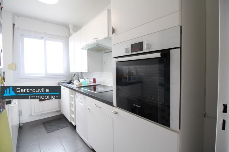 Vente appartement Sartrouville 239 000€ - Photo 2