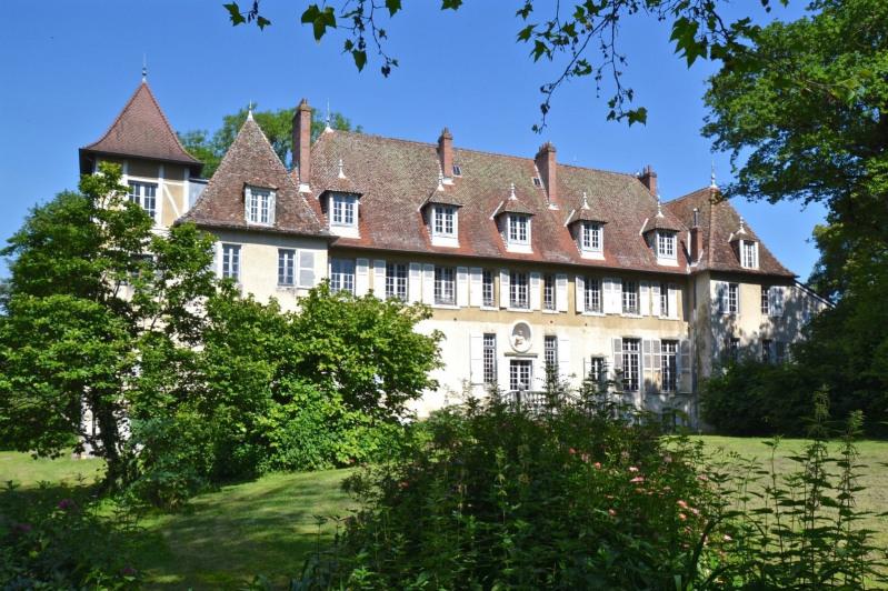 BOURG-EN-BRESSE - Château d'exception du 17ème situé à mi-