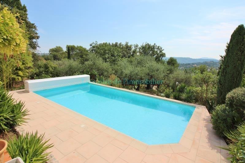 Vente de prestige maison / villa Le tignet 685000€ - Photo 5