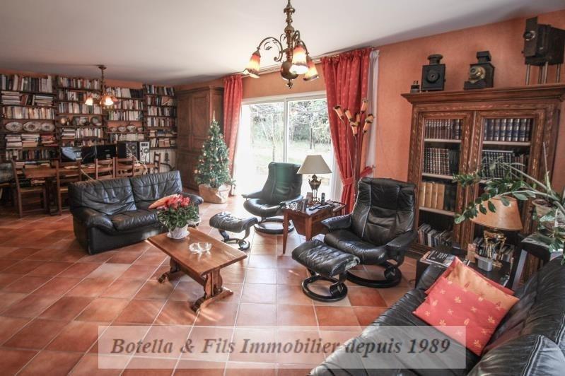 Vente maison / villa Uzes 439000€ - Photo 4