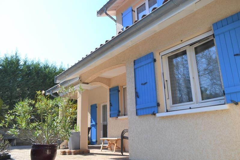 Sale house / villa St just chaleyssin 494000€ - Picture 18