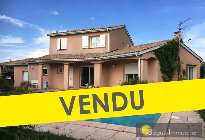 Vente maison / villa Pibrac 476 100€ - Photo 1