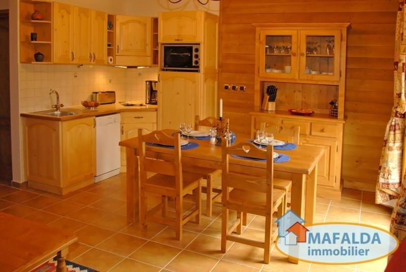 Sale house / villa Mont saxonnex 222000€ - Picture 2