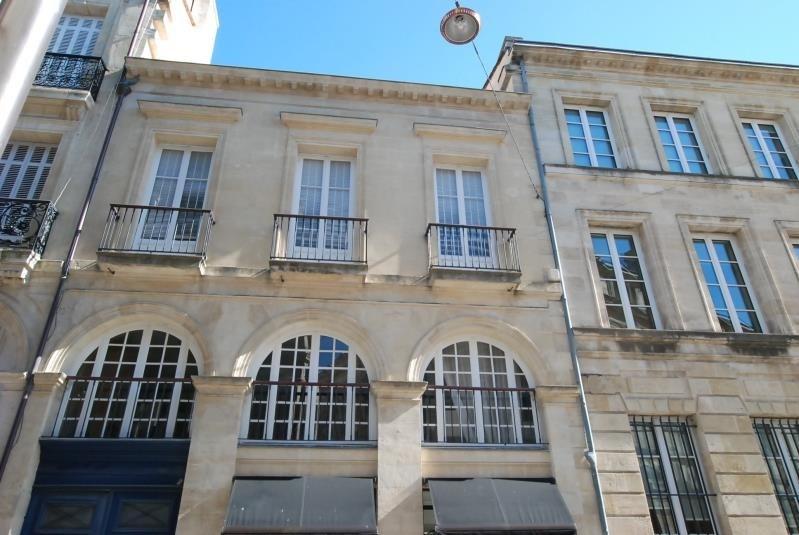 Vente appartement Bordeaux 445500€ - Photo 1