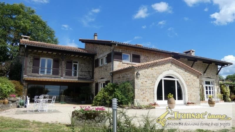 Sale house / villa Billom 495 000€ - Picture 1