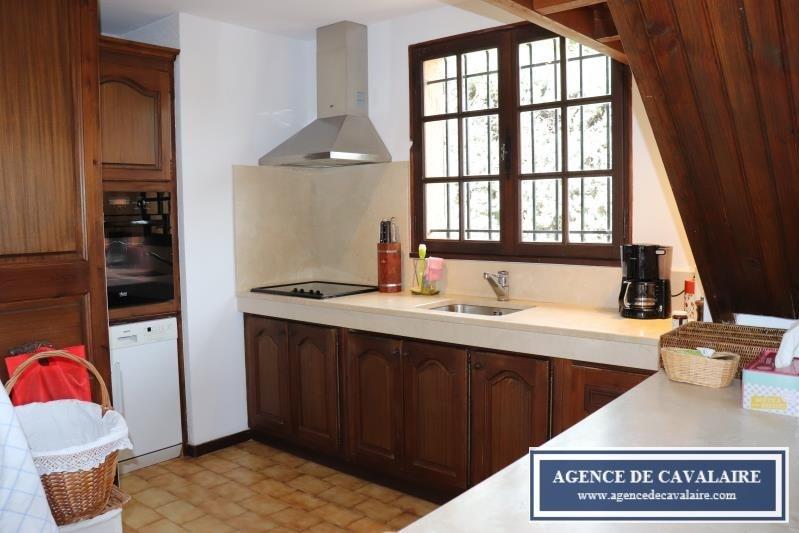 Deluxe sale house / villa Cavalaire sur mer 775000€ - Picture 5