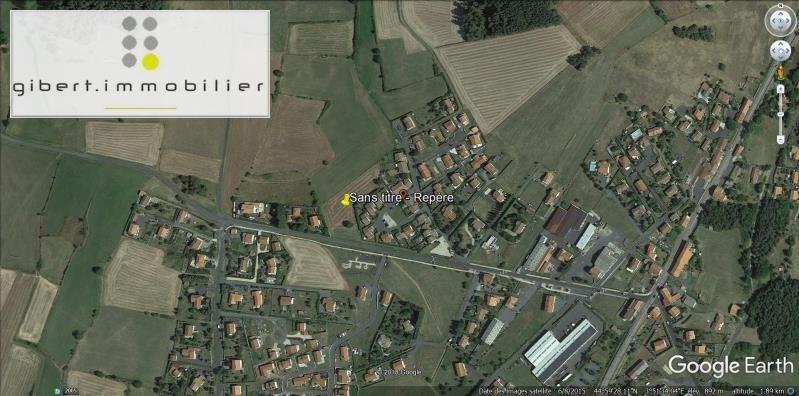Vente terrain Cussac sur loire 86000€ - Photo 1