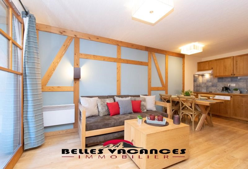 Sale apartment Saint-lary-soulan 147 000€ - Picture 2