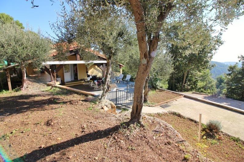 Vente maison / villa Le tignet 374000€ - Photo 4