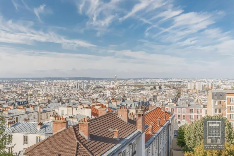 Vente de prestige appartement Paris 18ème 1 490 000€ - Photo 4