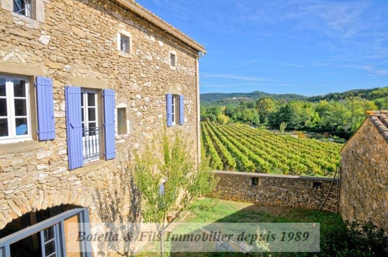 Verkoop  huis Goudargues 294000€ - Foto 2