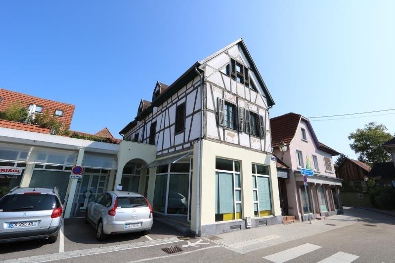 Vente immeuble Strasbourg 528000€ - Photo 2
