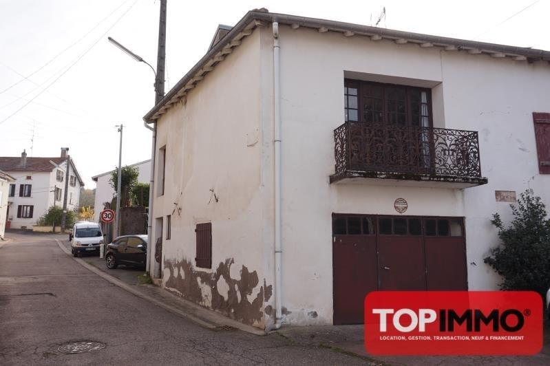 Sale house / villa Badonviller 49000€ - Picture 7