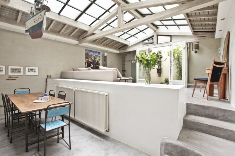 Vente de prestige appartement Paris 18ème 1 150 000€ - Photo 1
