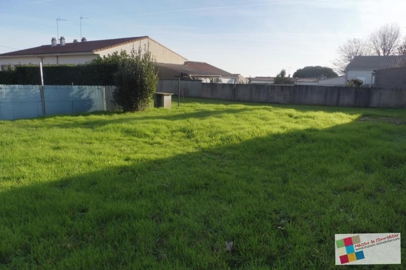 Vente terrain Meschers sur gironde 76 000€ - Photo 1