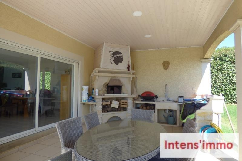 Vente maison / villa Peyrins 399000€ - Photo 8