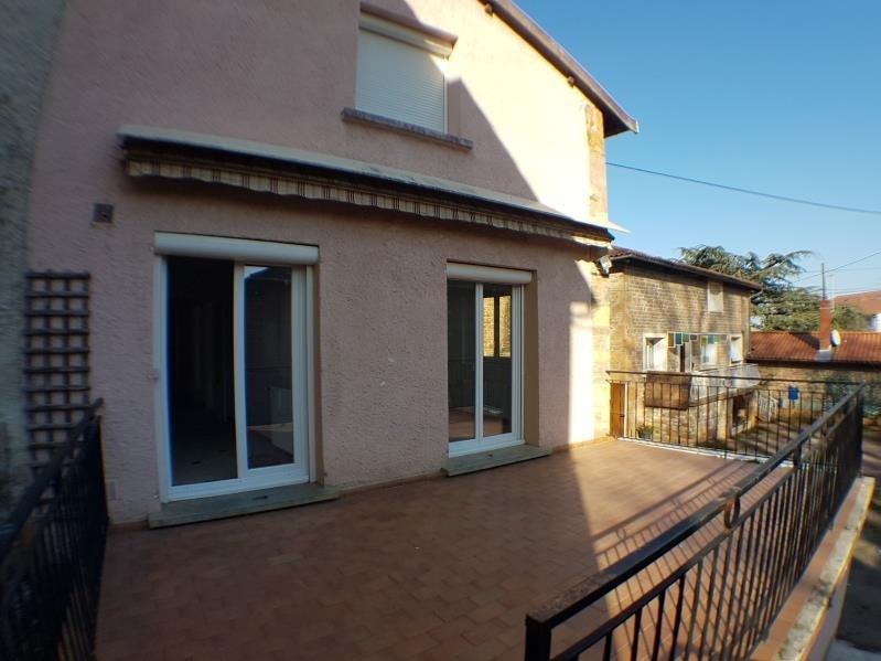 Sale house / villa Blace 242000€ - Picture 2