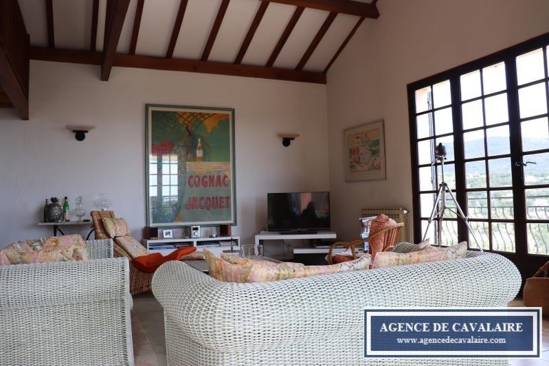 Deluxe sale house / villa Cavalaire sur mer 775000€ - Picture 4