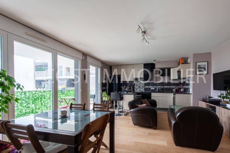 Sale apartment Asnieres sur seine 419 000€ - Picture 1