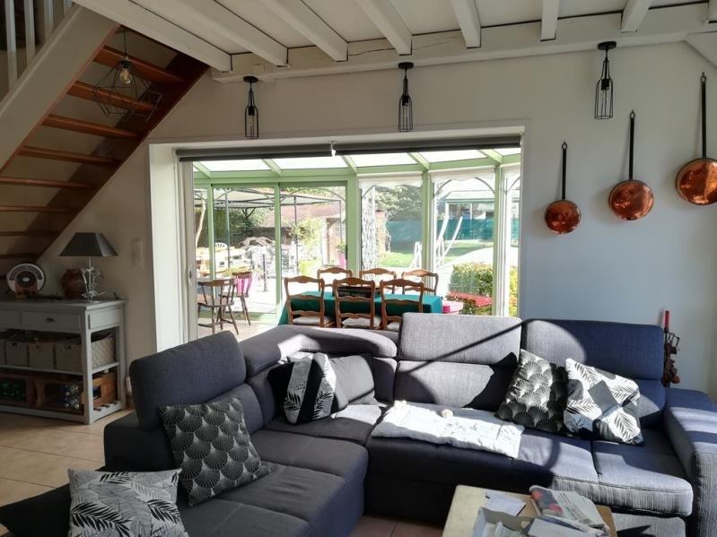 Sale house / villa Montreuil aux lions 240000€ - Picture 4