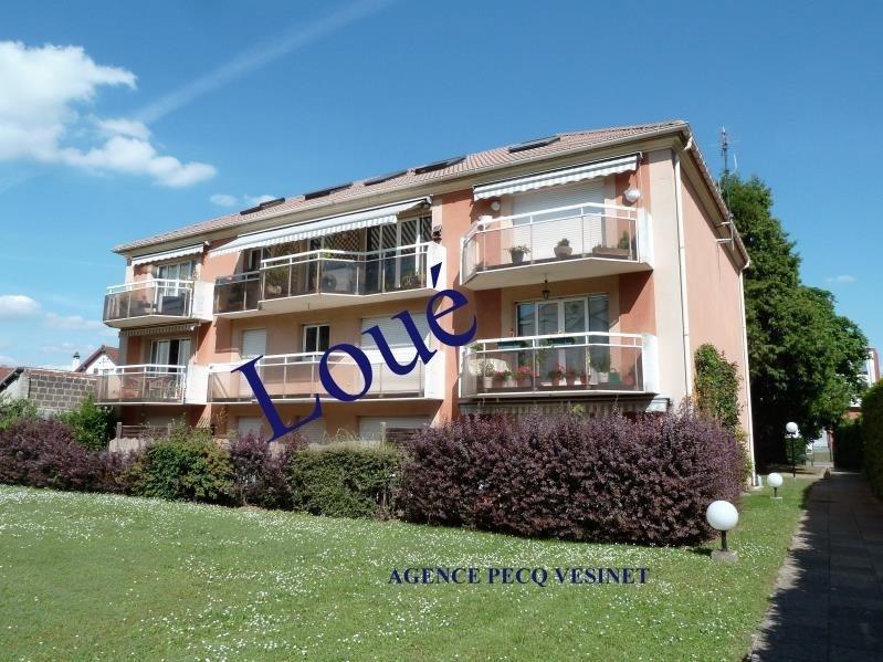 Location appartement Le pecq 1000€ CC - Photo 1