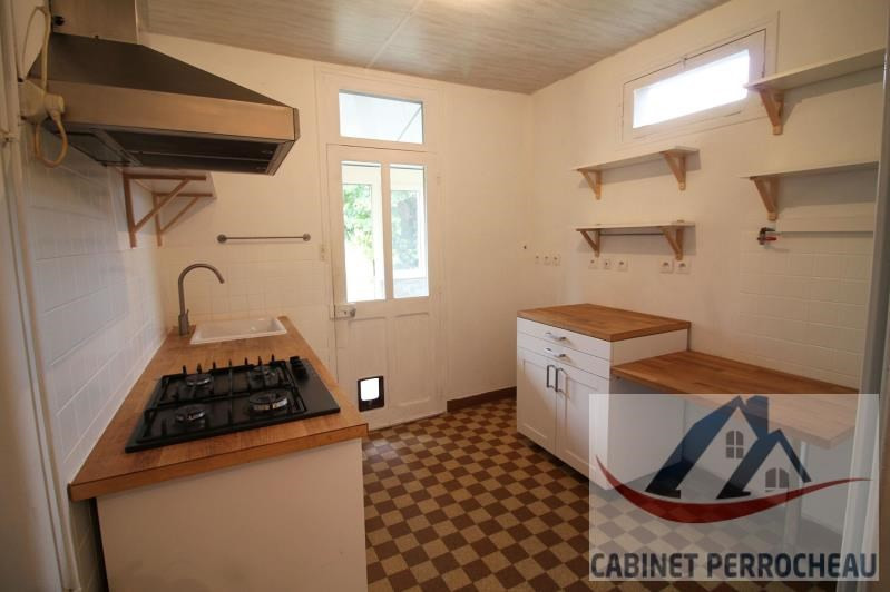 Vente maison / villa La chartre sur le loir 108000€ - Photo 5