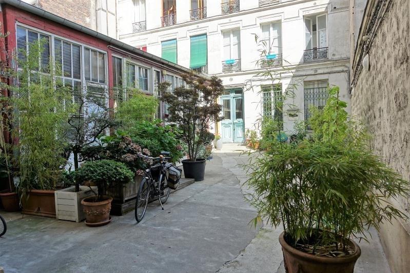 Vente appartement Paris 18ème 475000€ - Photo 2