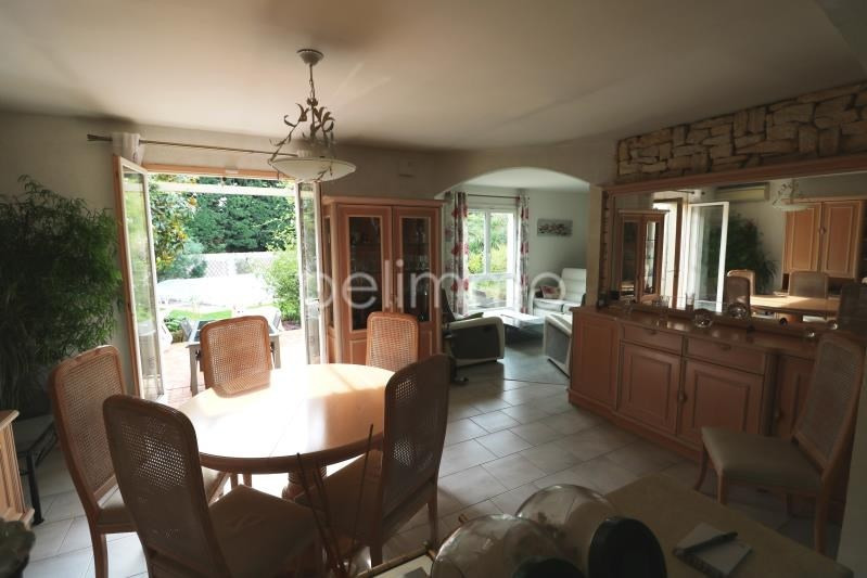 Sale house / villa Lamanon 459000€ - Picture 4