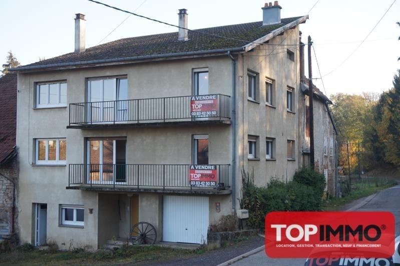 Sale house / villa Baccarat 79500€ - Picture 7