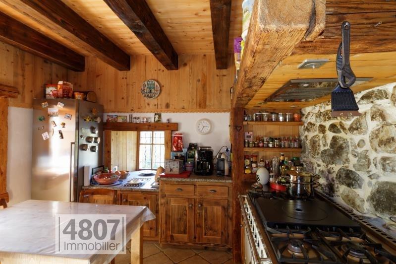 Vente maison / villa Mieussy 525000€ - Photo 4