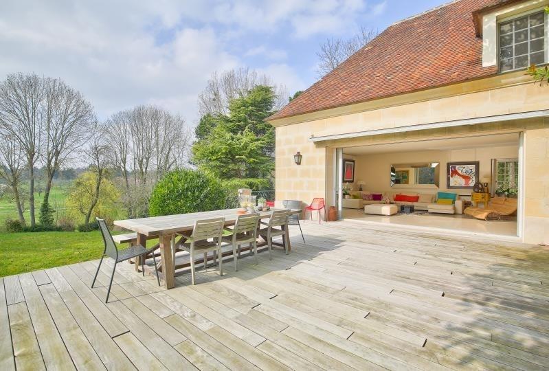 Deluxe sale house / villa St nom la breteche 2495000€ - Picture 4
