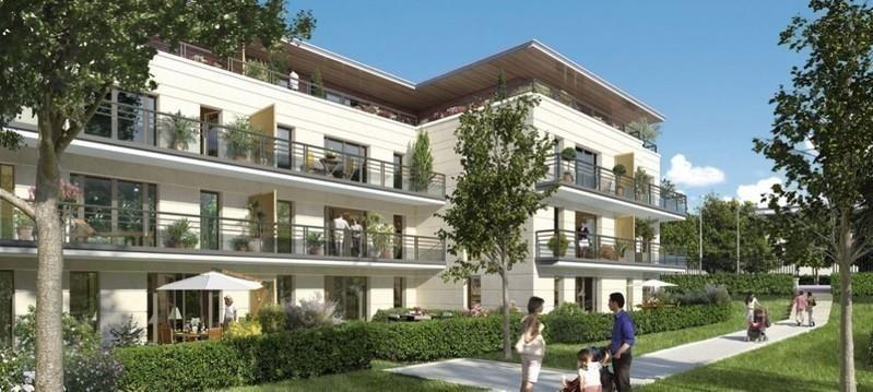 Verkauf von luxusobjekt wohnung Marly le roi 385000€ - Fotografie 4