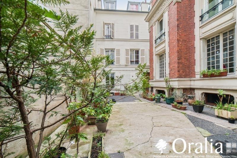 Vente appartement Paris 17ème 370000€ - Photo 6