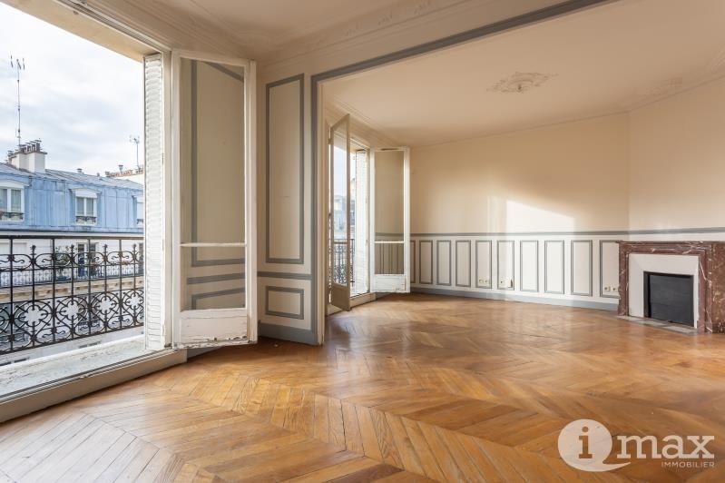 Vente de prestige appartement Paris 18ème 1590000€ - Photo 3