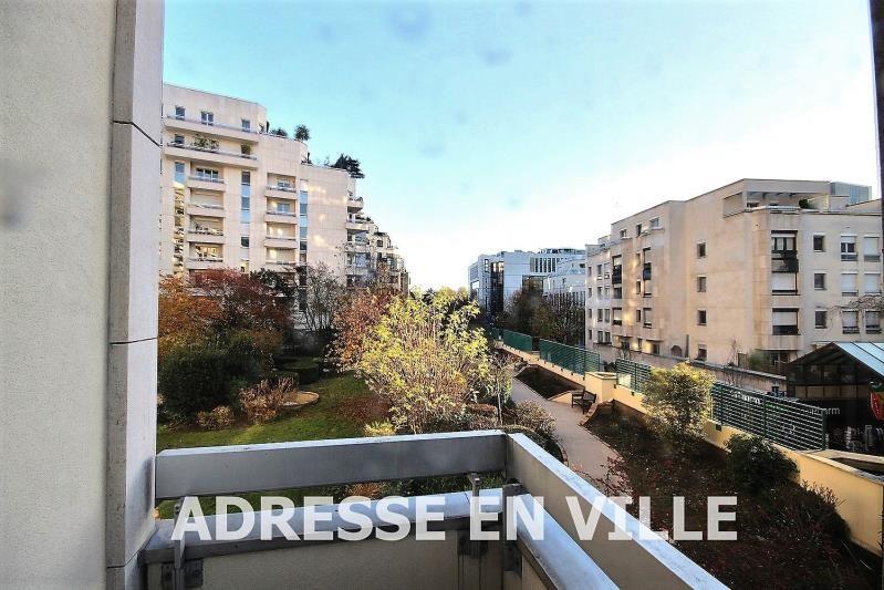 Sale apartment Courbevoie 170000€ - Picture 1