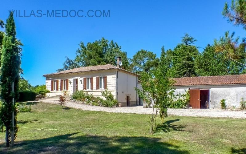 Vente maison / villa Gaillan en medoc 345000€ - Photo 2