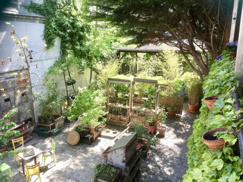 Sale apartment Paris 20ème 750000€ - Picture 1